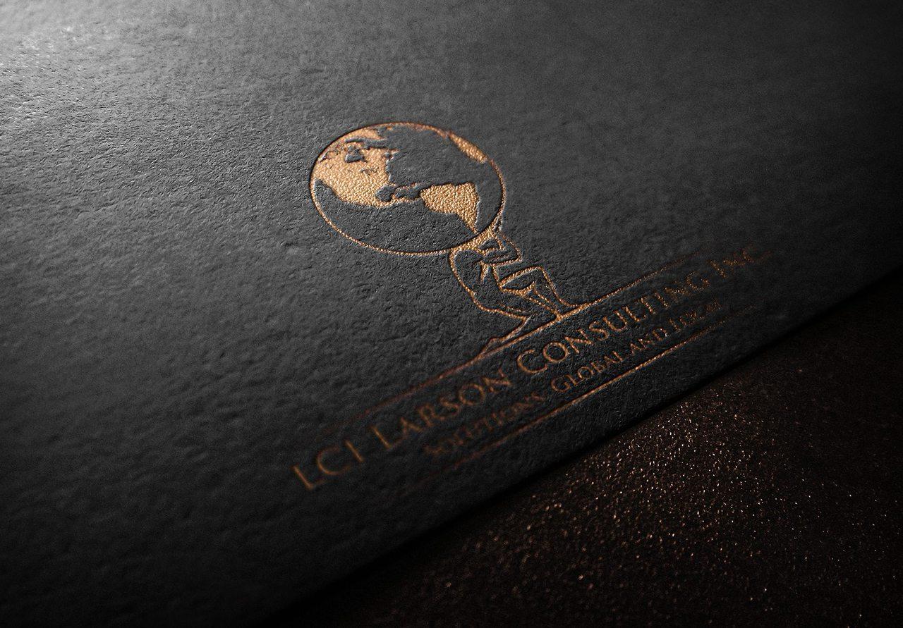 Larson Consulting – Logo Design