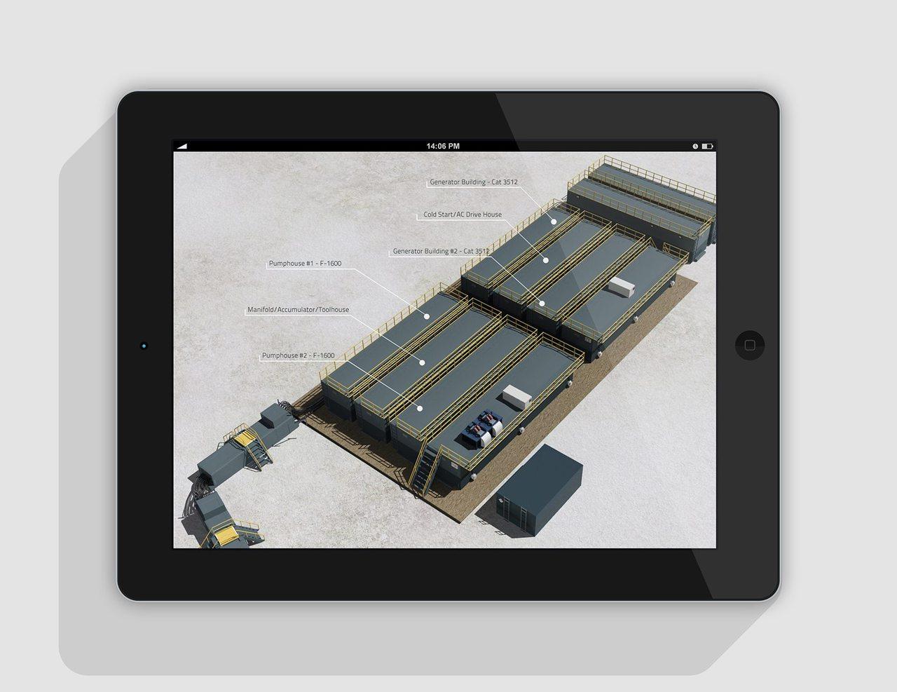 3D Calgary Design – Quintera Drilling