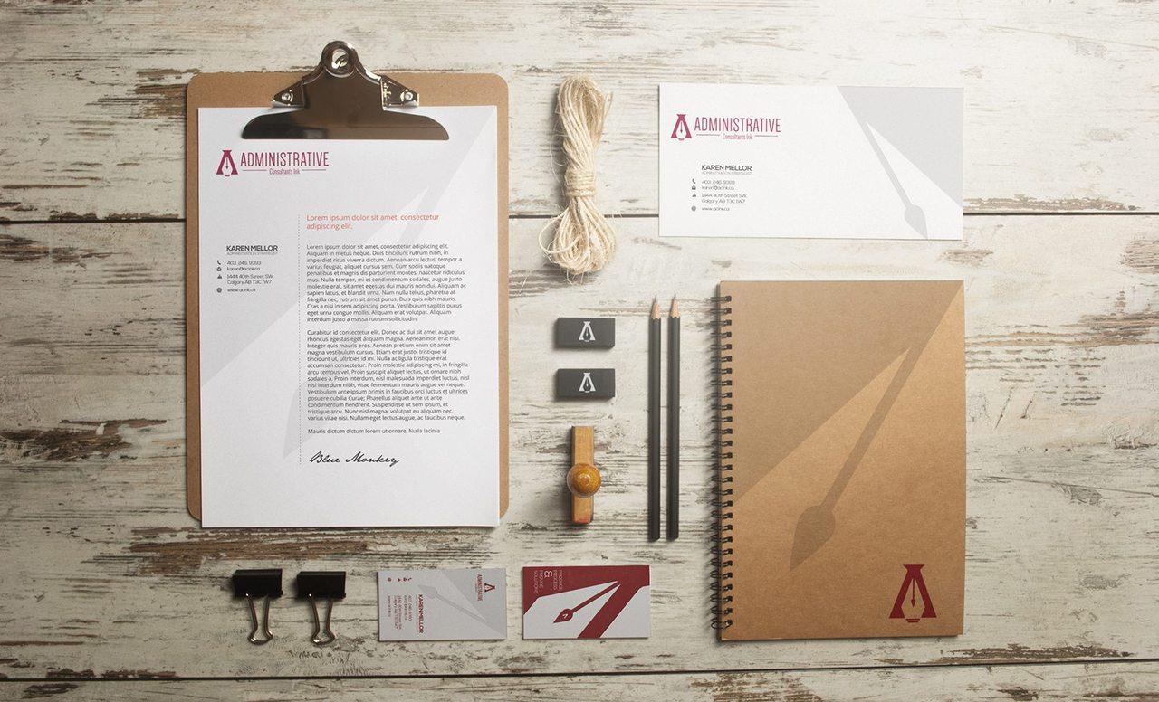 ACink Calgary Branding Design