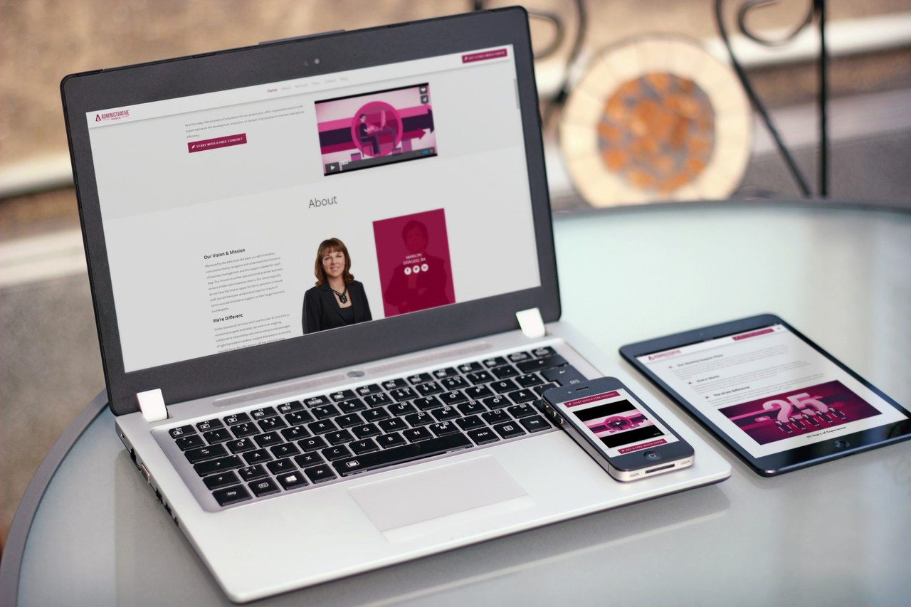 ACink Calgary Web Design