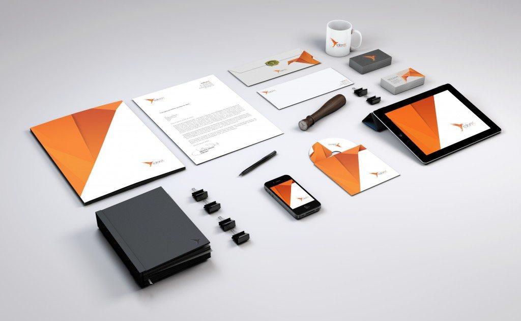 talonX Web Design Branding