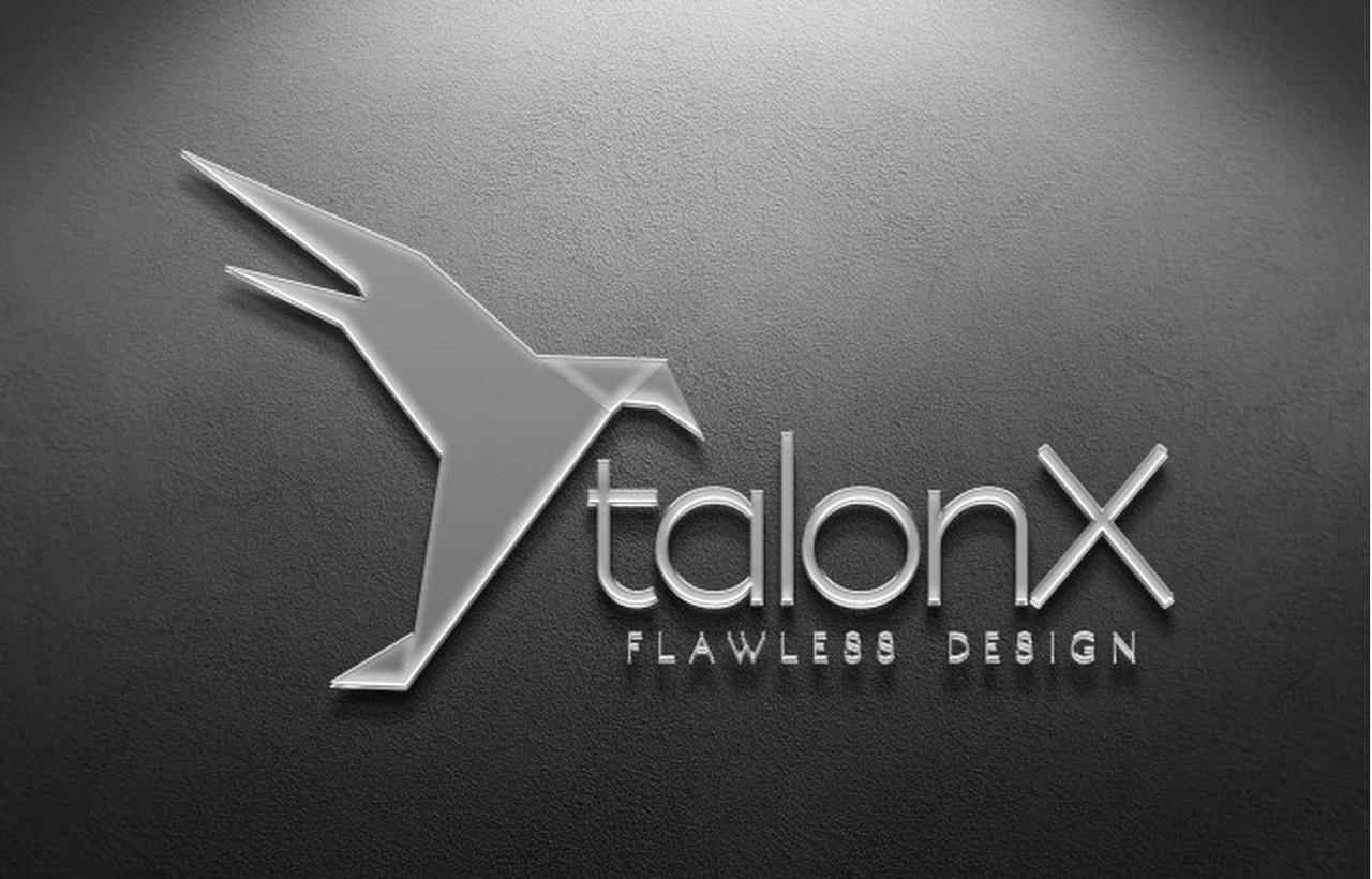 talonX Calgary Logo Design