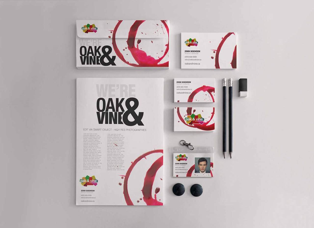 Oak Vine Branding
