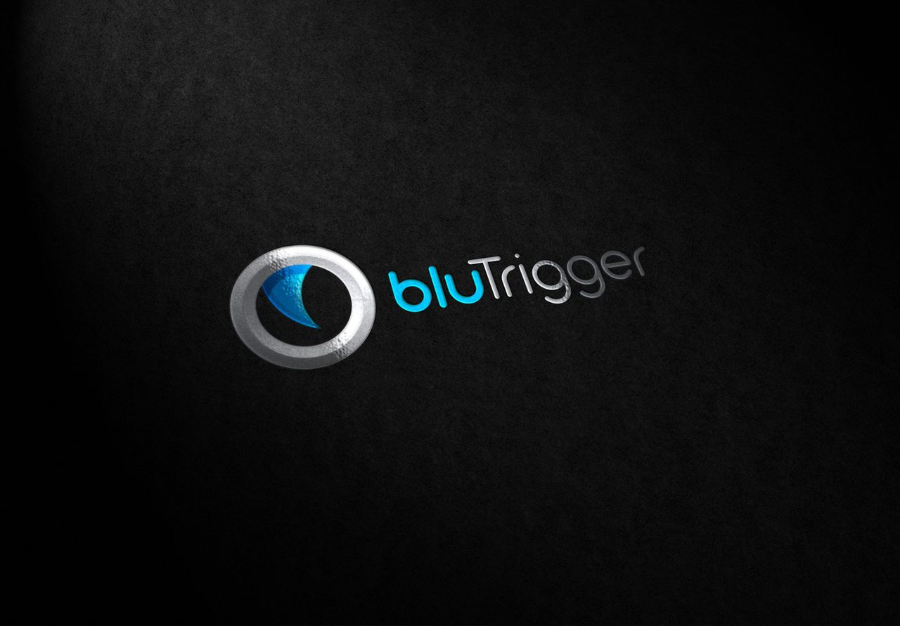 bluTrigger Logo Design Presentation