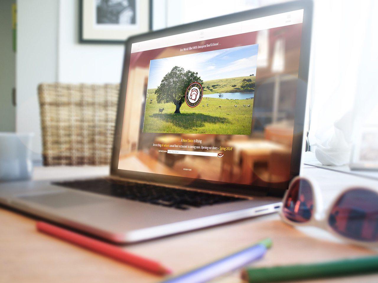 Au Jus Web Design