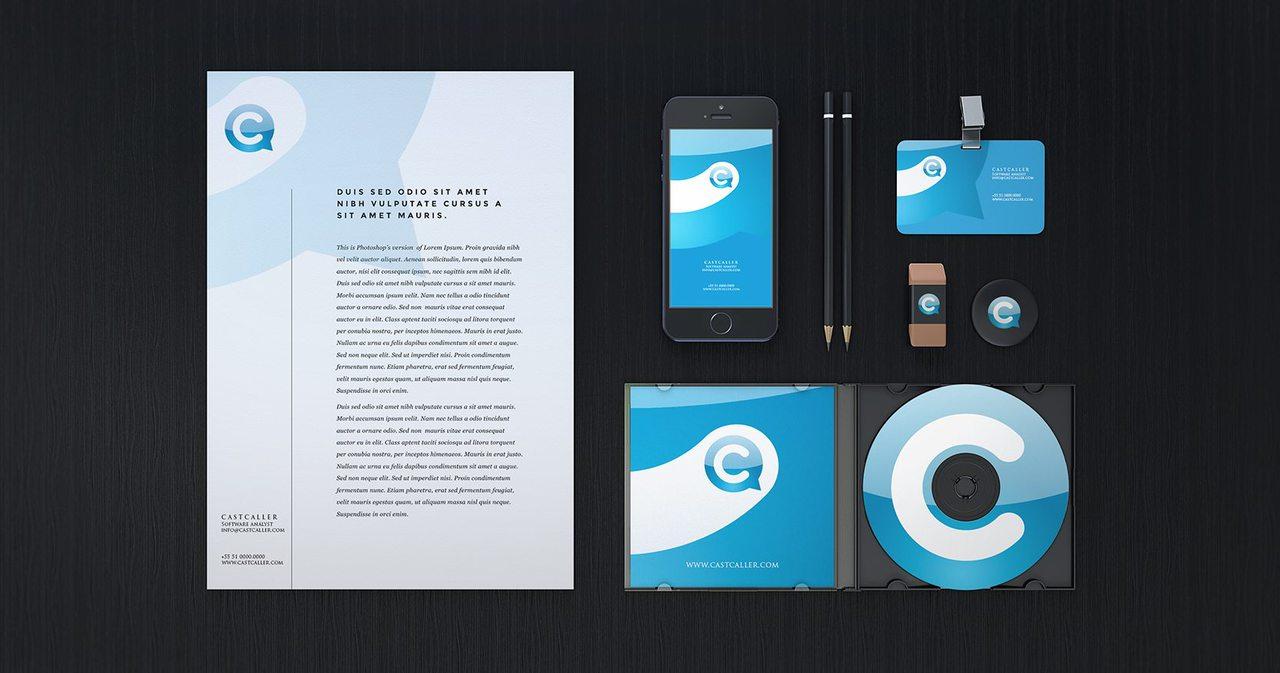 CastCaller Graphic Design