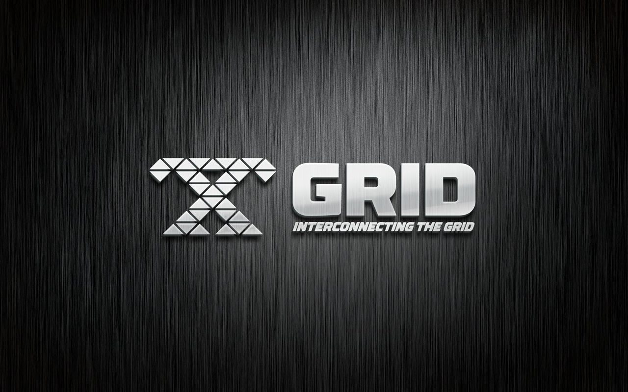 Grid Energy Calgary Graphic Design