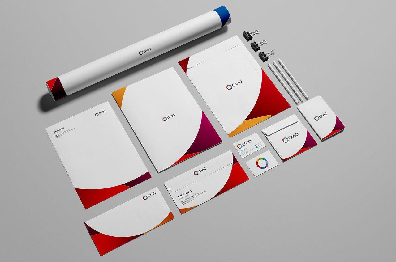 OVIO Branding Design