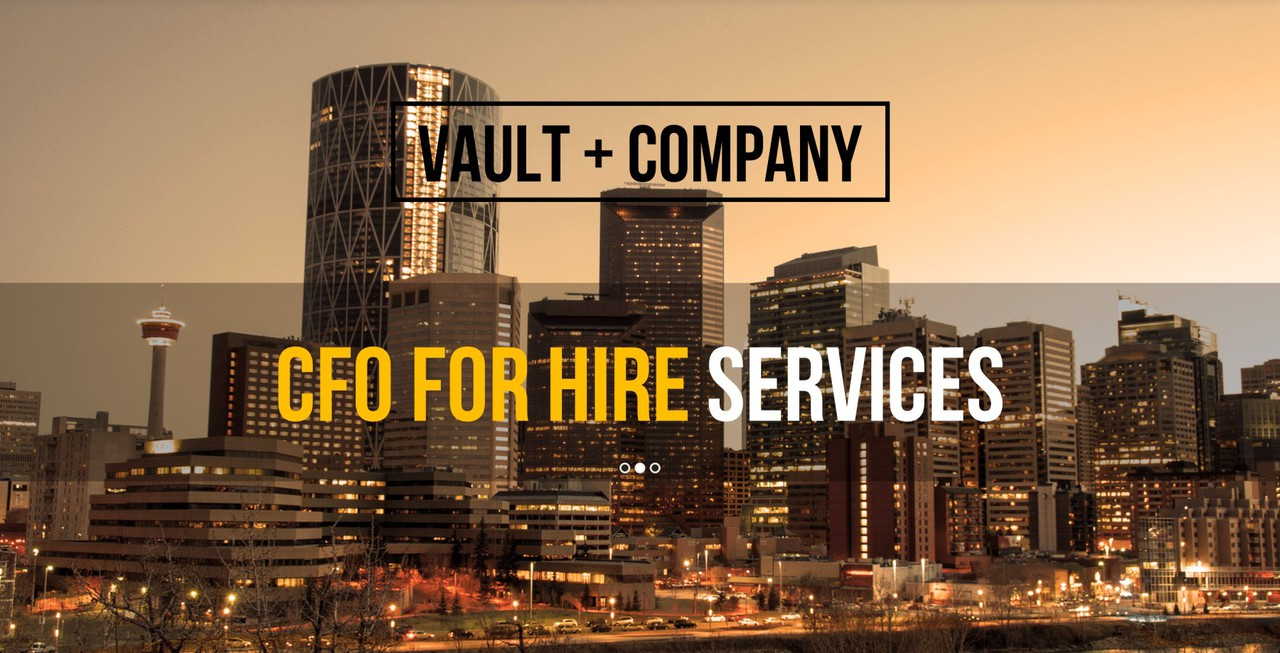Vault and Co Web Design