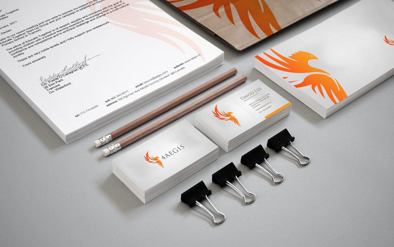 4AEGIS Graphic Design Toronto