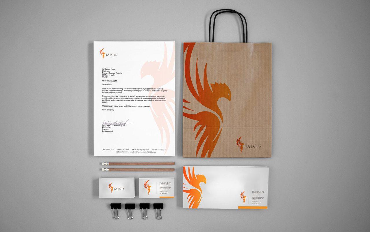 4AEGIS Graphic Design