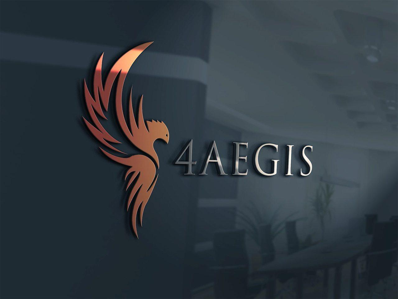 4AEGIS - Logo Design