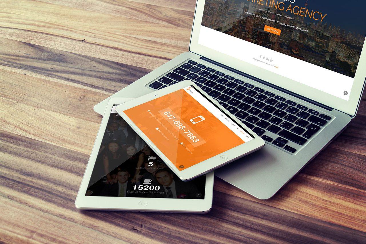 4AEGIS - Web Design