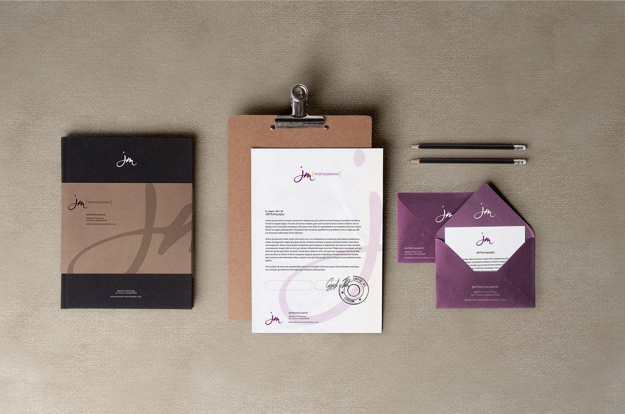 Calgary Branding - JM Photography