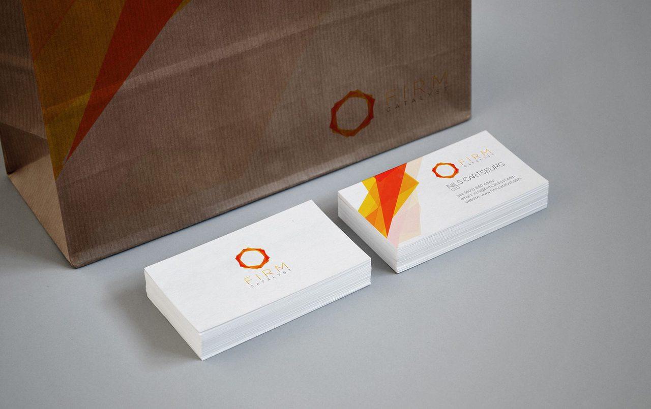 Firm Catalyst - Berlin Branding