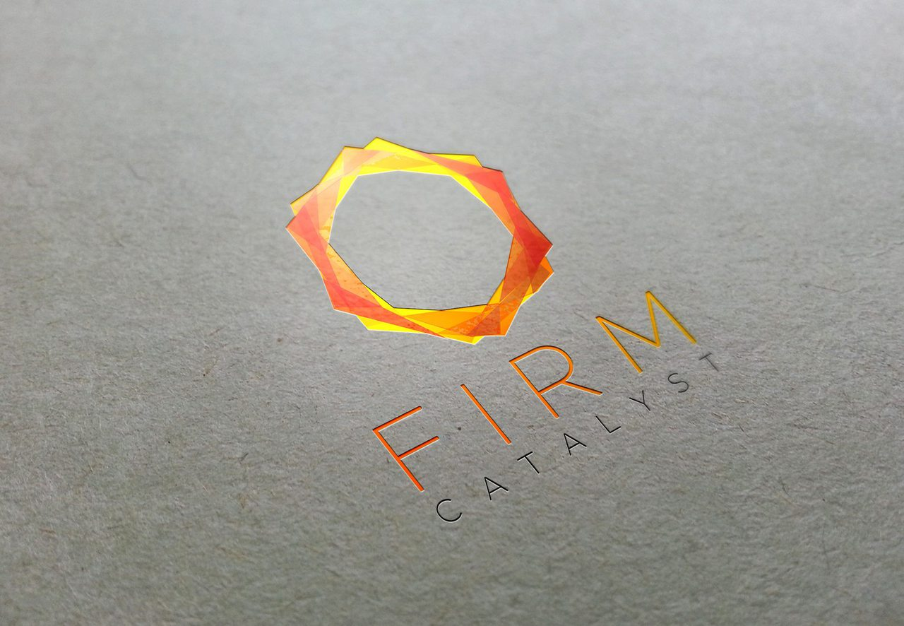 Firm Catalyst Berlin Logo Design