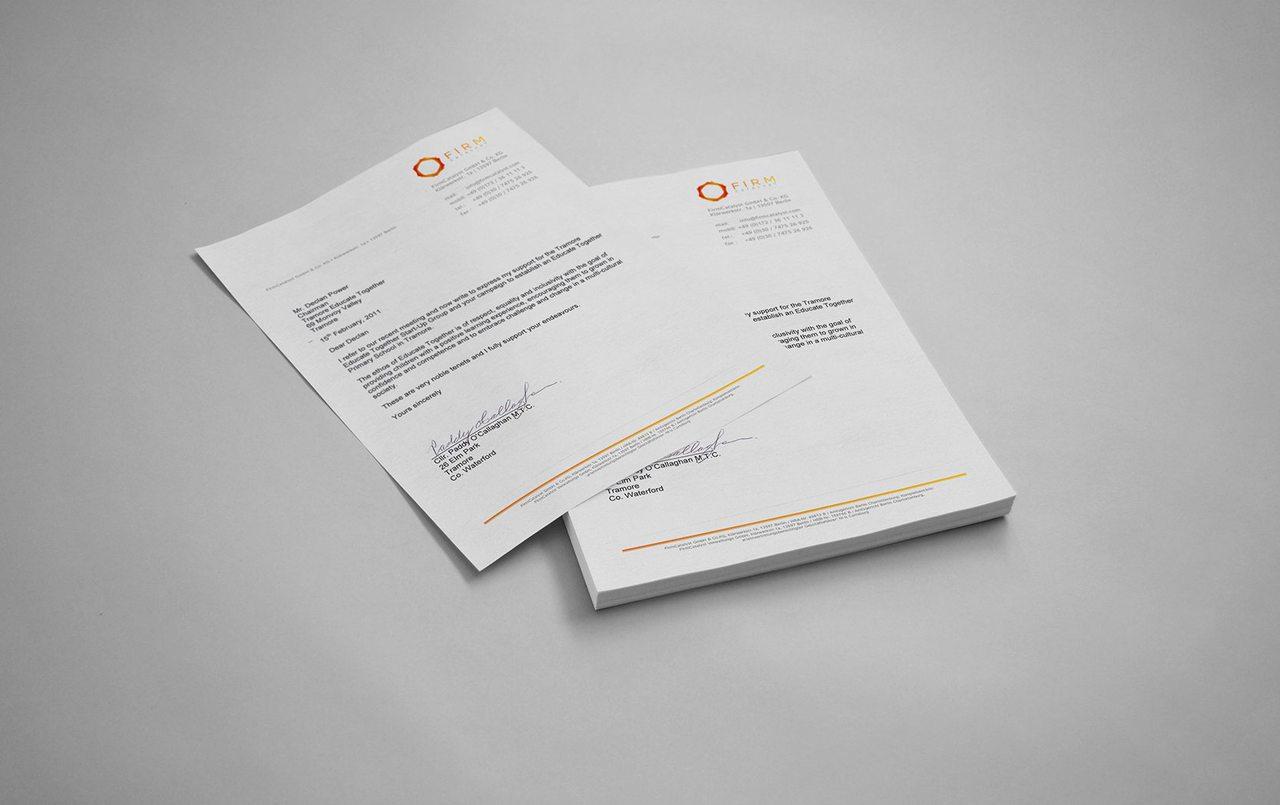 Firm Catalyst - Berlin Print Design