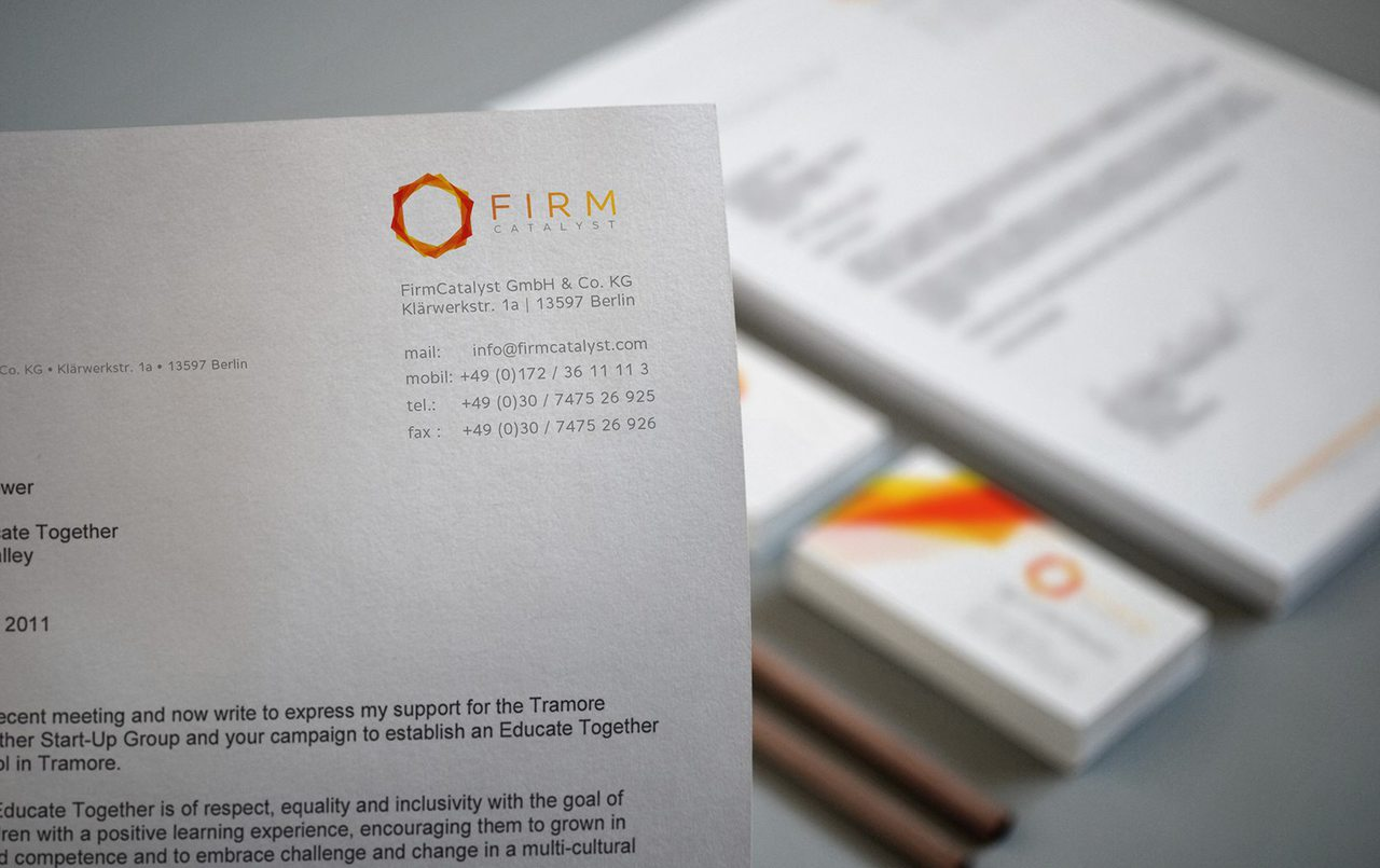 Firm Catalyst - Branding