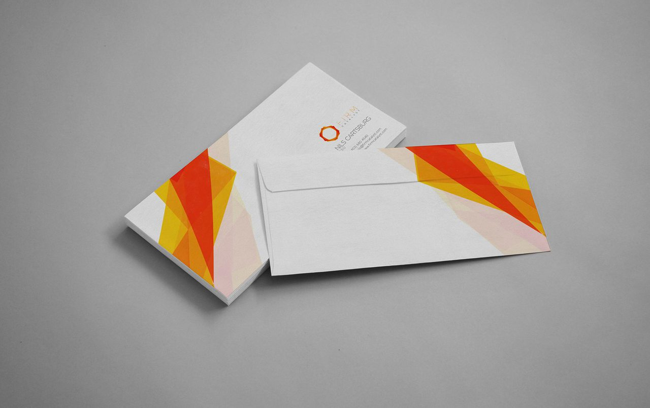 Firm Catalyst - Print Design