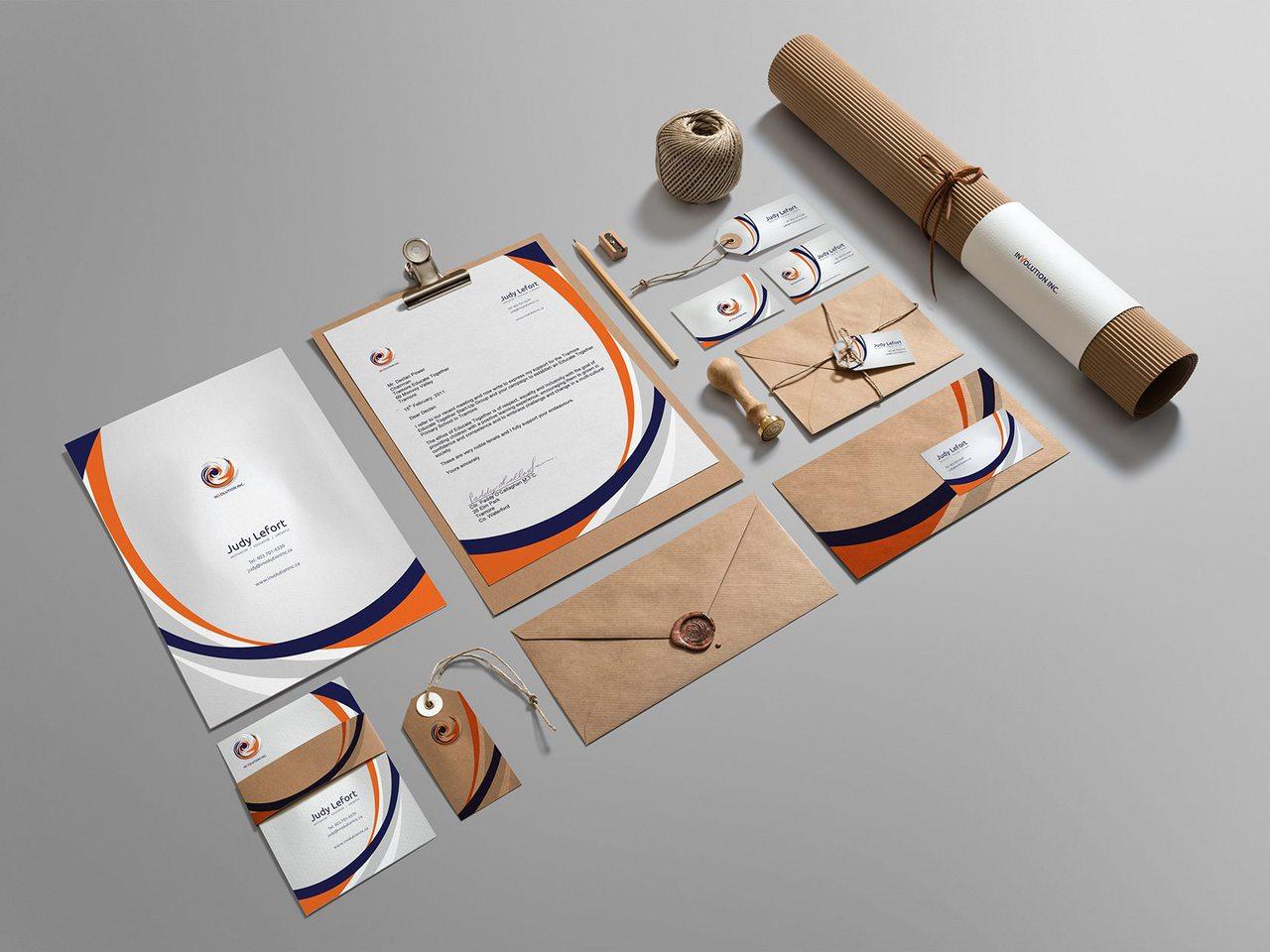 Involution - Calgary Graphic Design