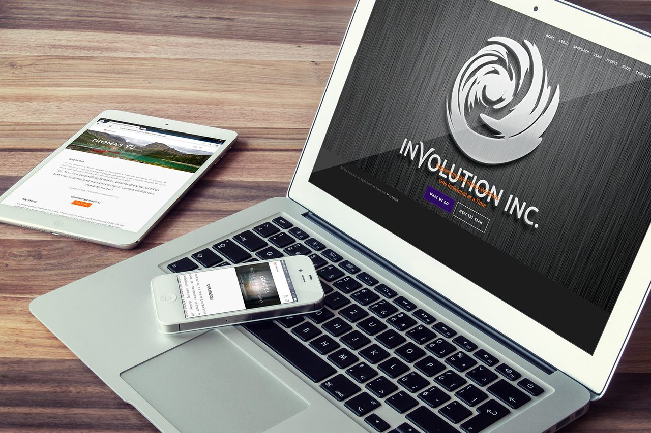 Involution - Calgary Web Design