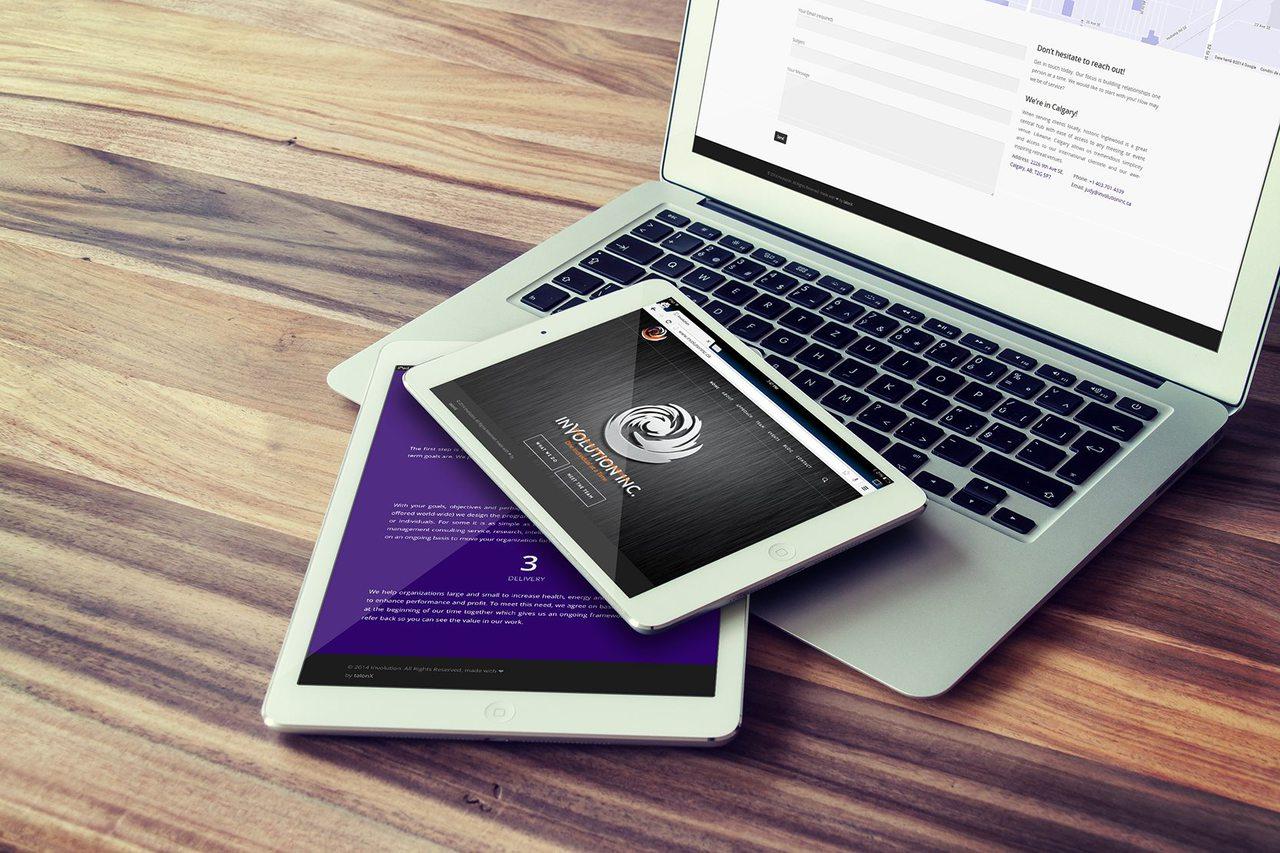 Involution - Web Design Calgary