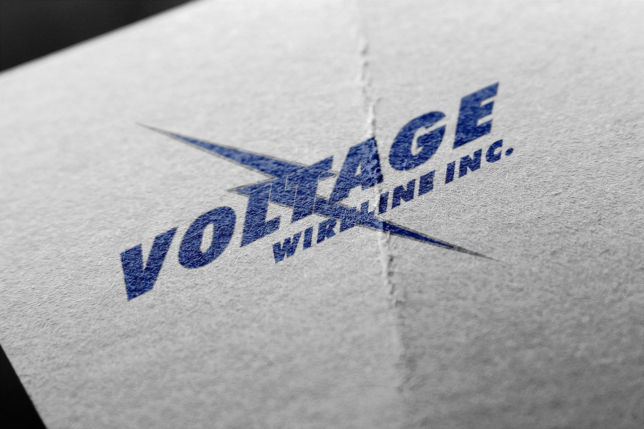 Voltage Wireline - Calgary Logo Design
