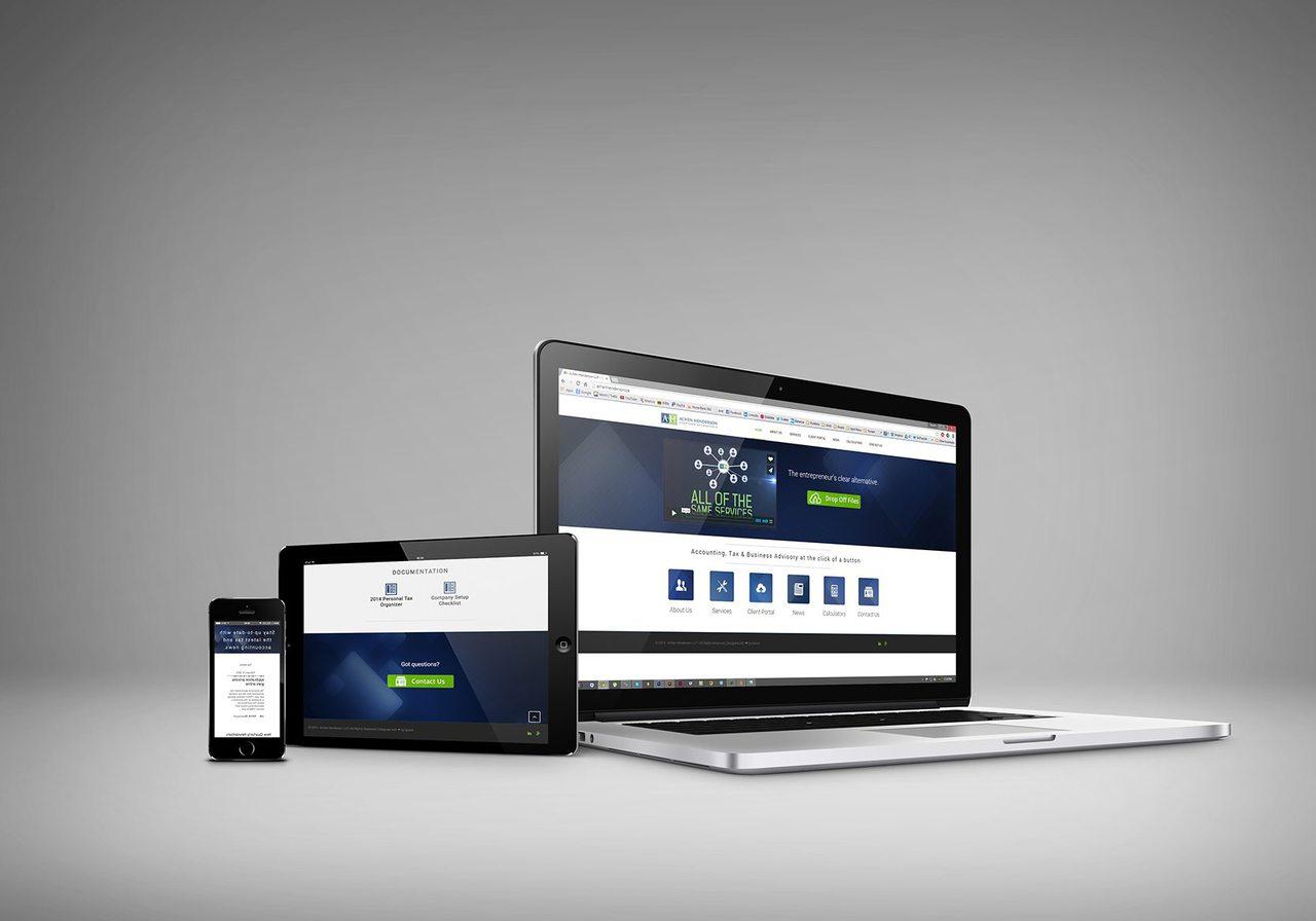 Achen Henderson Web Design