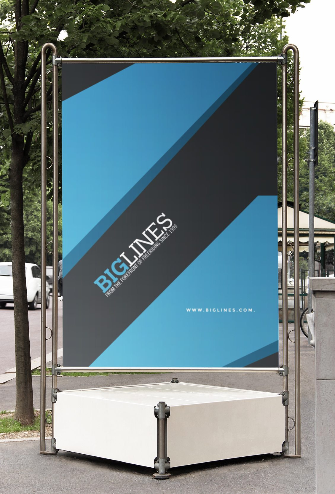 Biglines Advertising Design Calgary