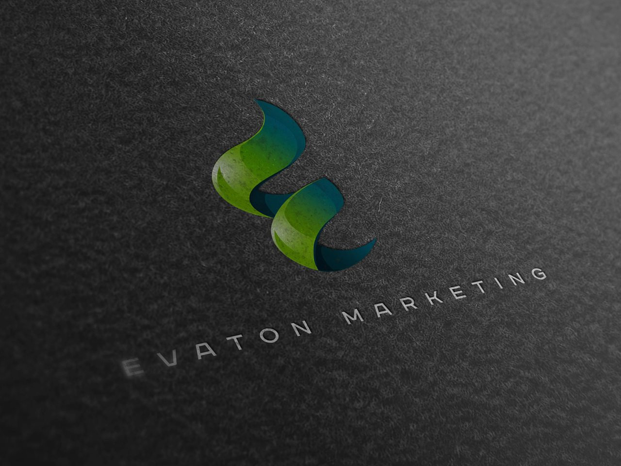 Evaton Marketing Branding Design