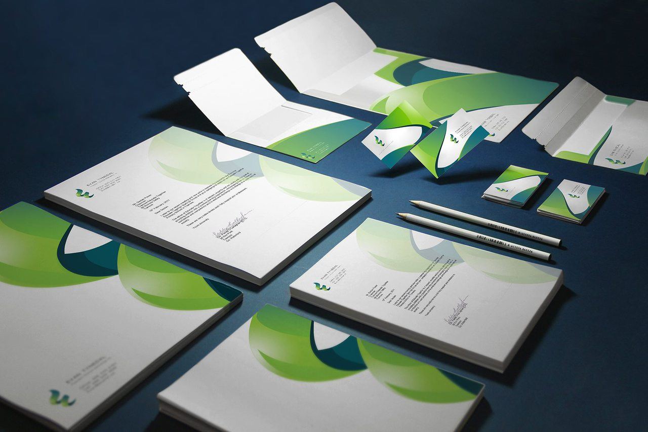 Evaton Marketing Branding Print Design