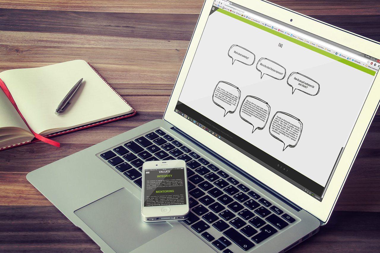 Kiwi Marketing Calgary Web Design