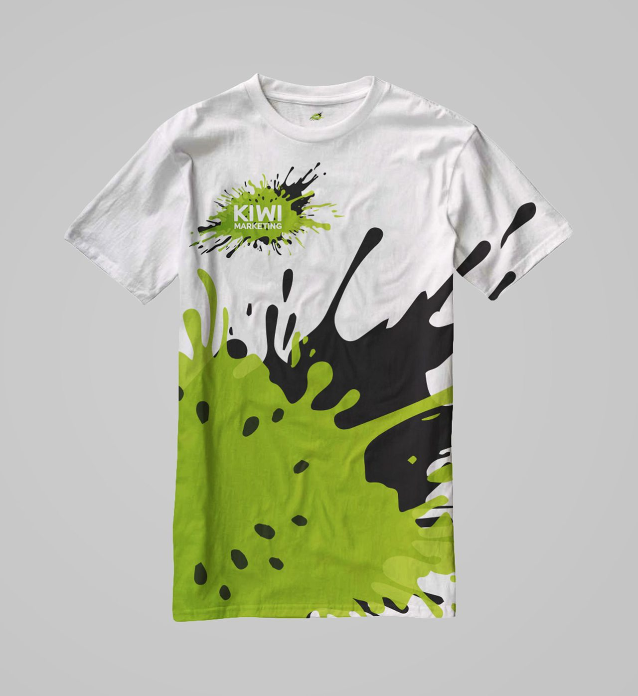 Kiwi Marketing Graphic Design