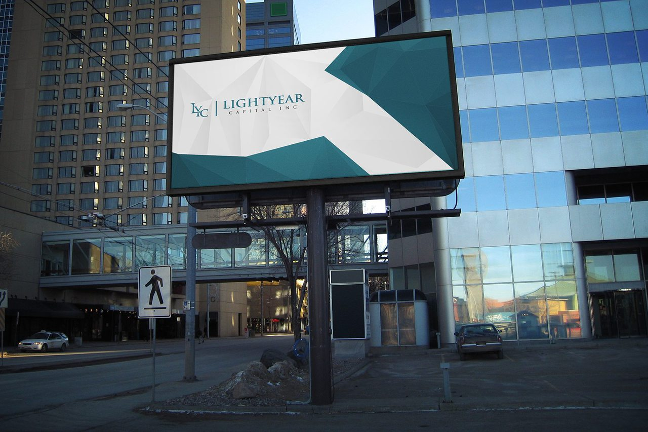 Lightyear Capital Calgary Advertising