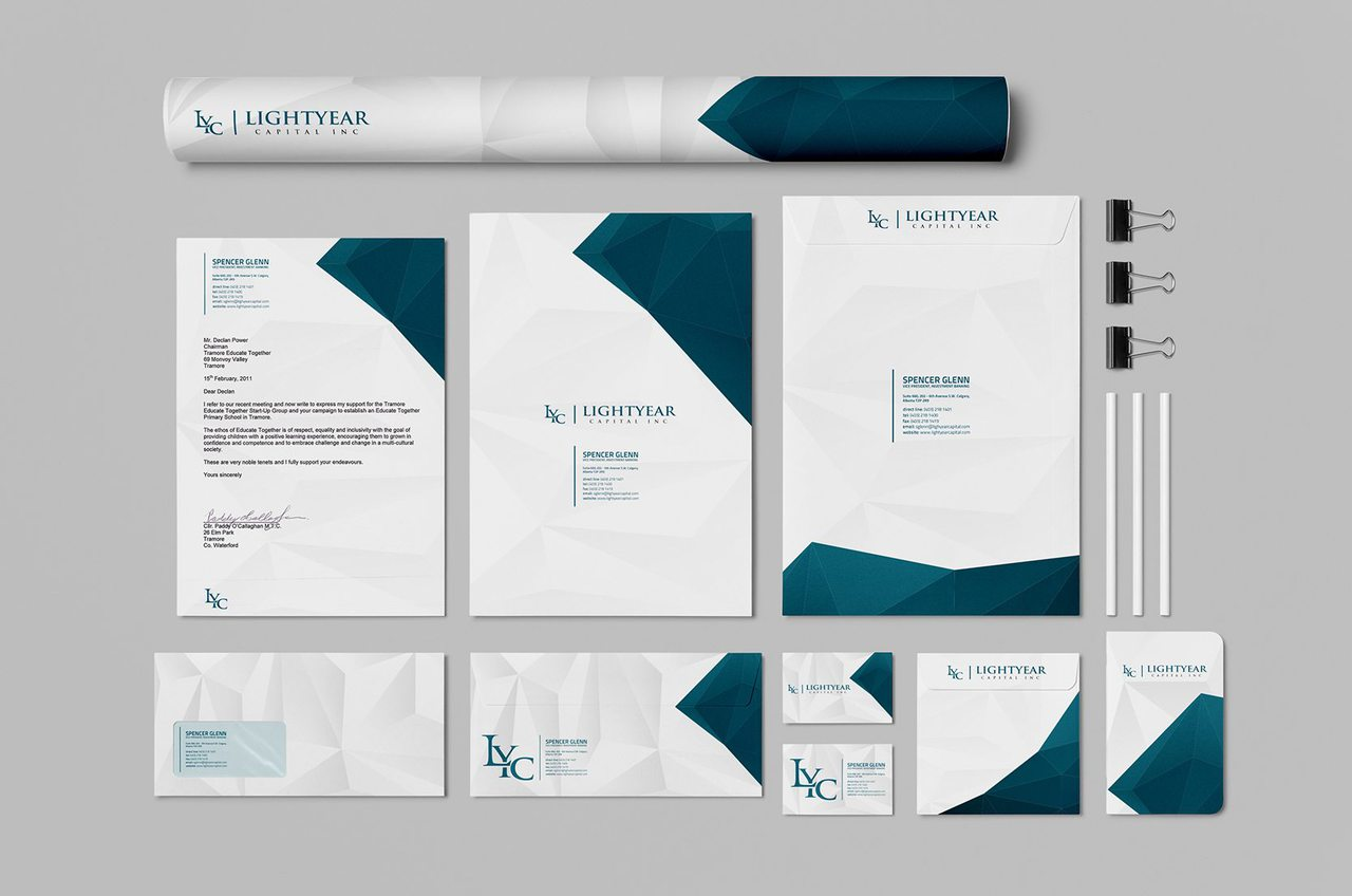Lightyear Capital Calgary Branding