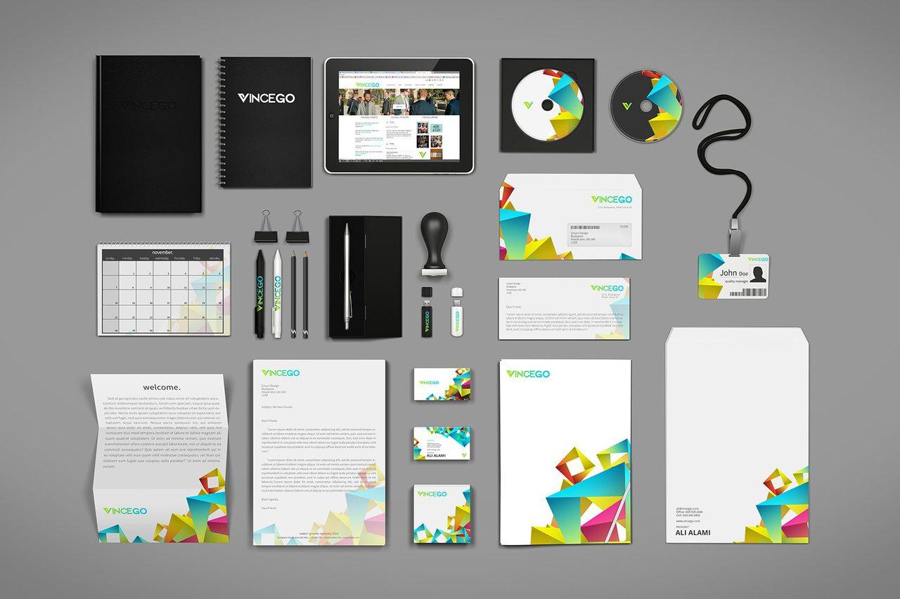 Vincego Print Design