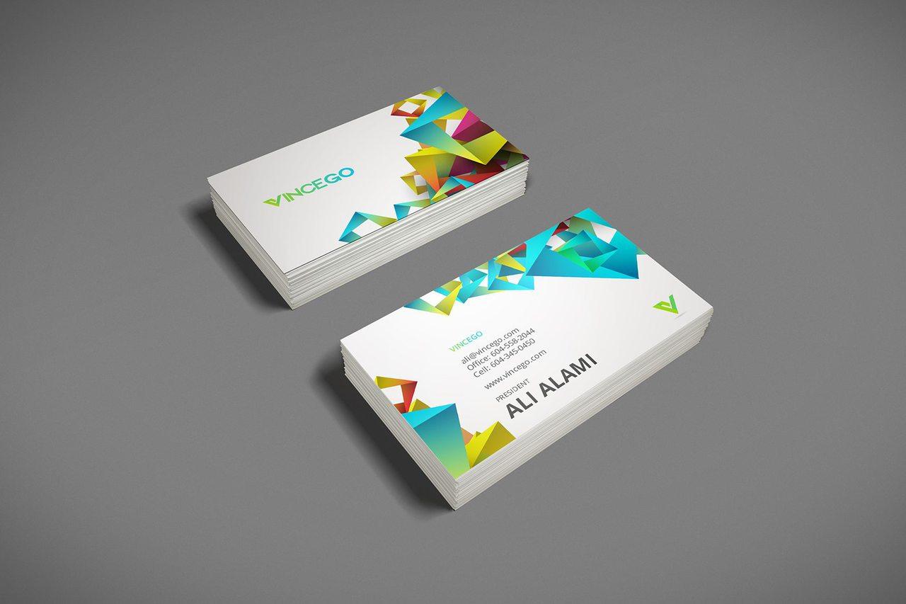 Vincego Print Media Design
