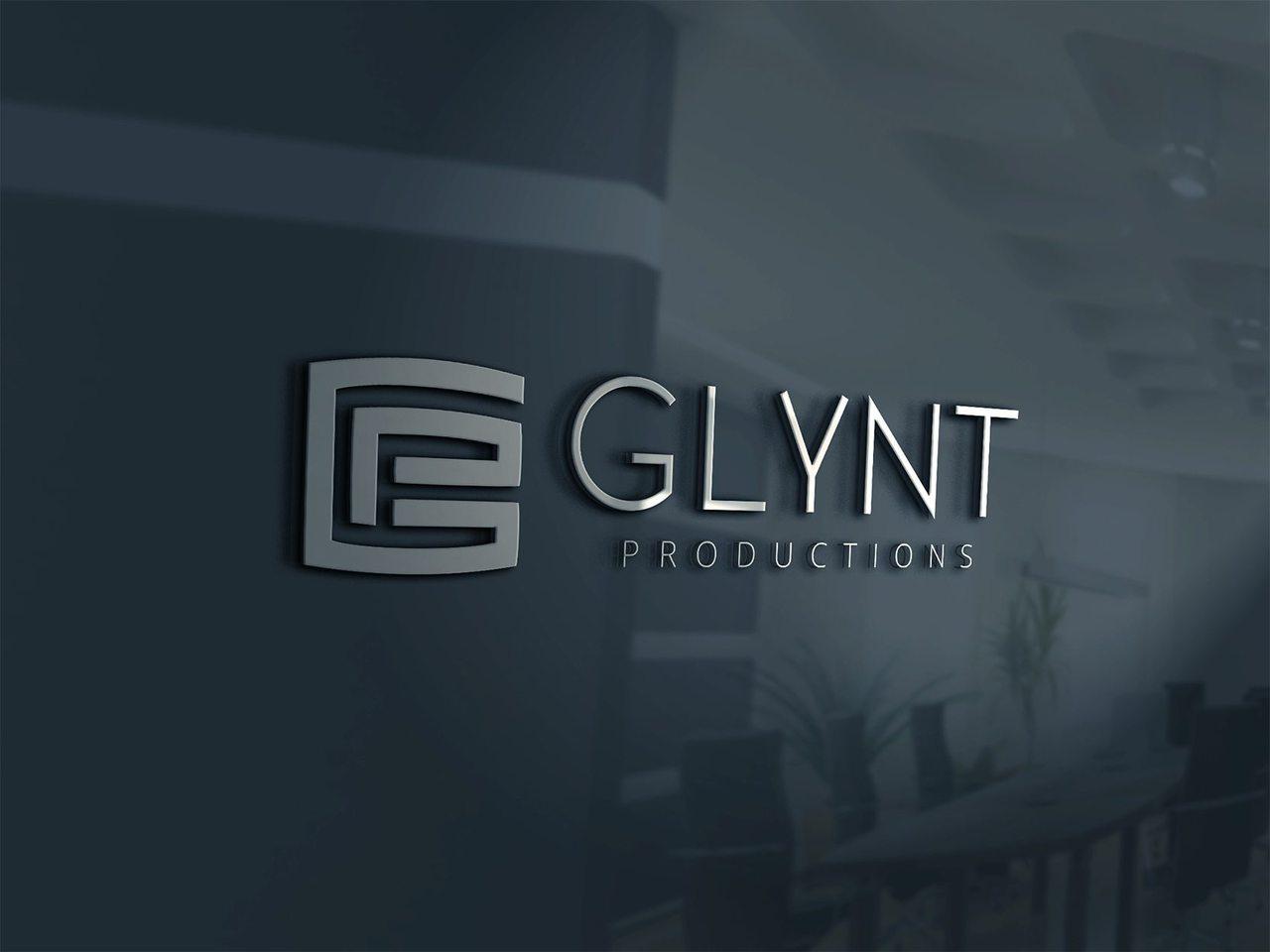 Glynt Productions Calgary Logo Design