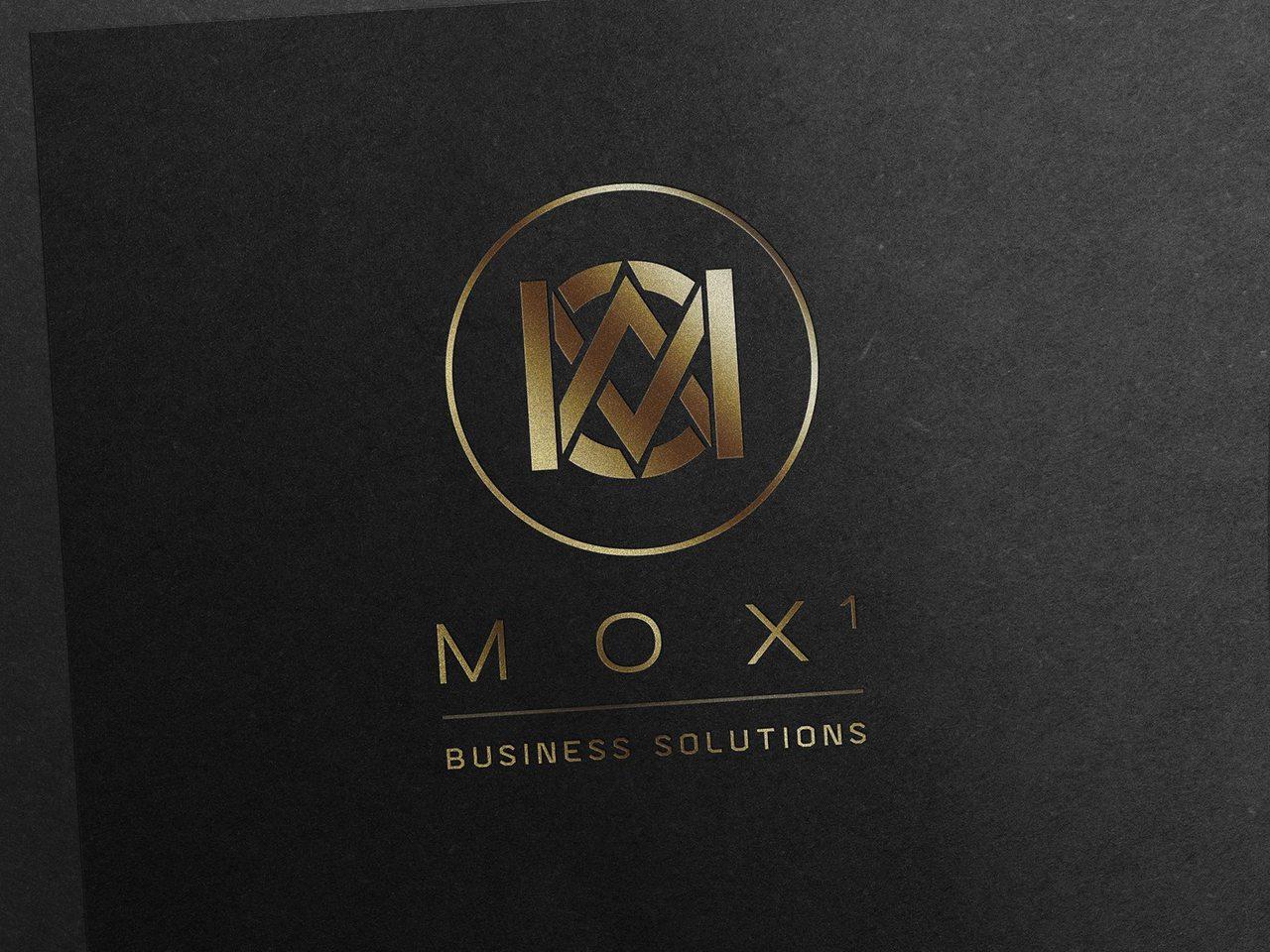 Mox1 Calgary Logo Design