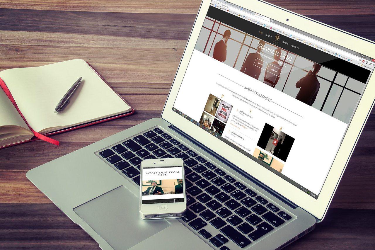 Mox1 Web Design
