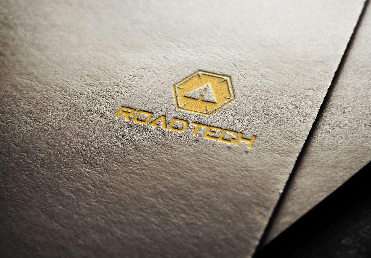 RoadTech Calgary Logo Design