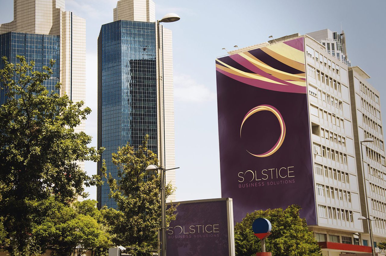 Solstice Calgary Advertising Design