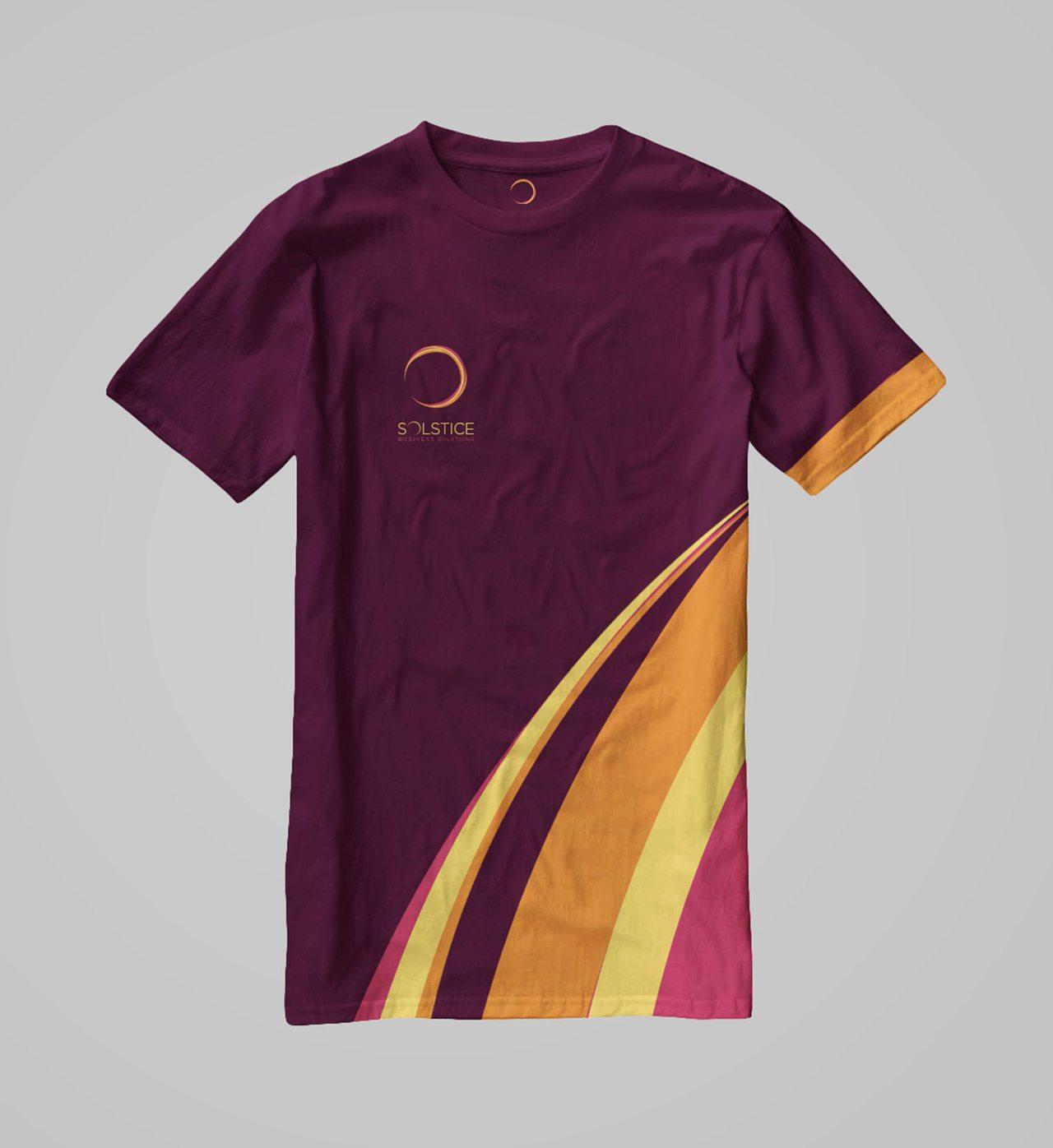 Solstice Calgary Tshirt Design