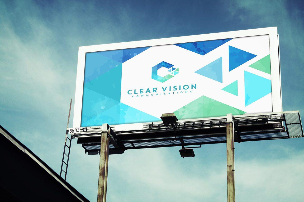 Cleveland Billboard Graphic Design
