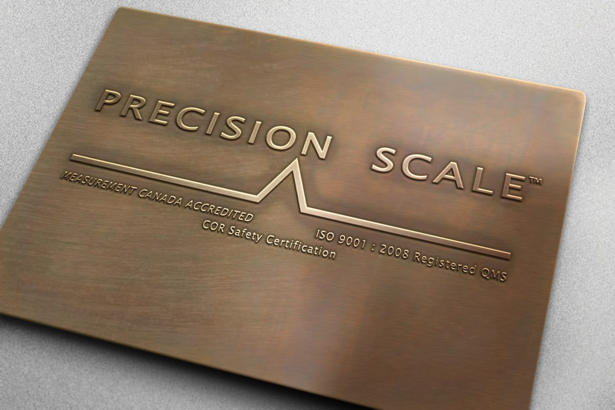 Precision-Scale-Logo-Design-Display