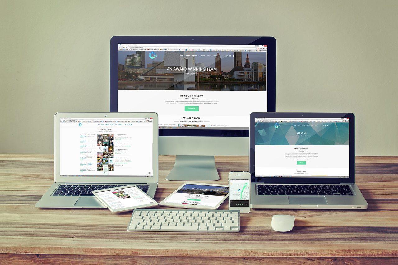 Web Design Cleveland