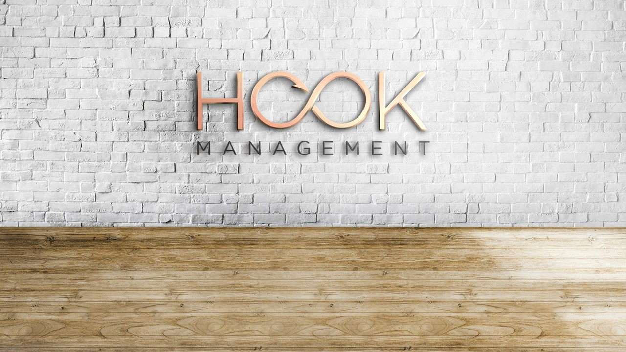 Hook Management Logo Design Toronto