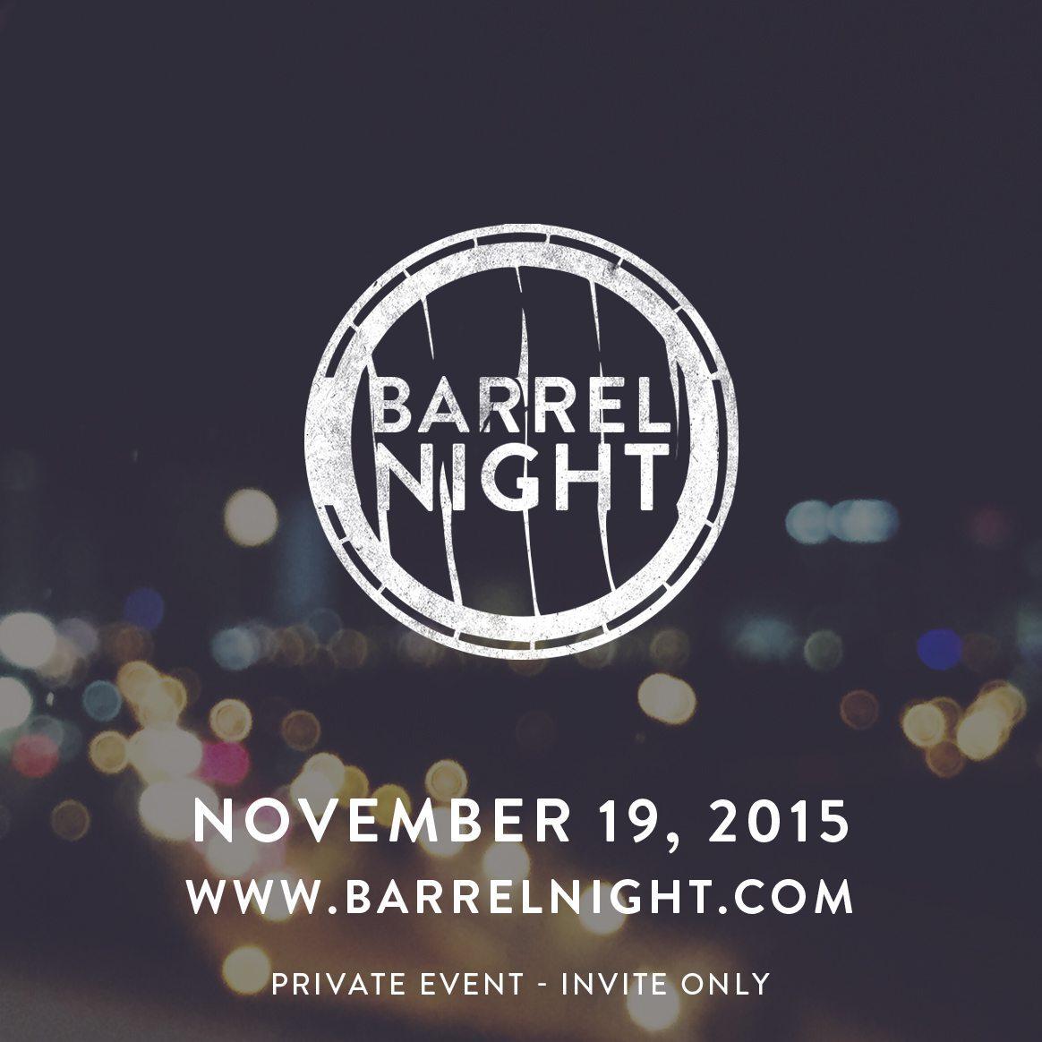 Barrel Night Social 2