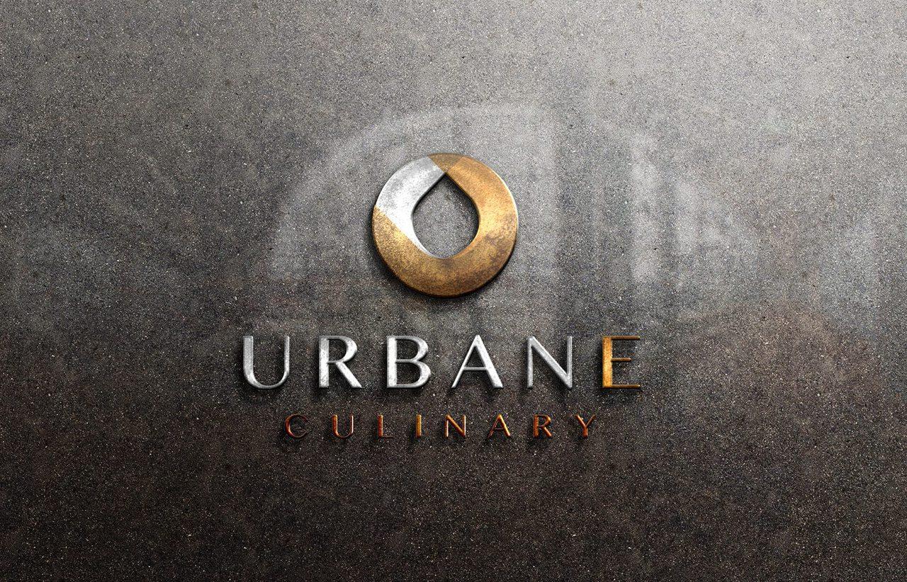 Urbane Culinary - Logo Design Calgary