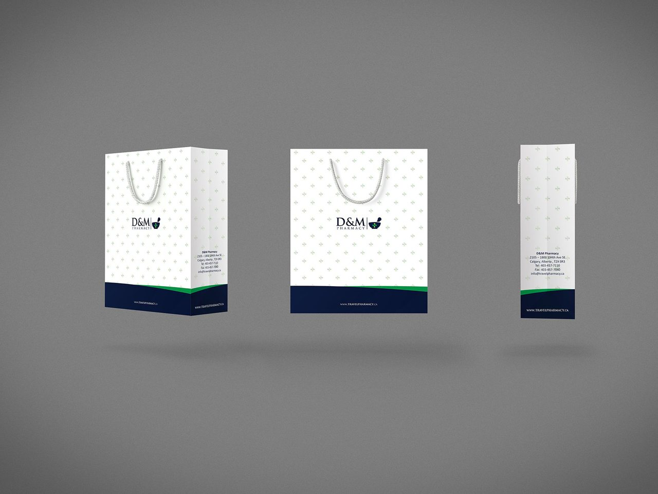 Calgary Packaging Design